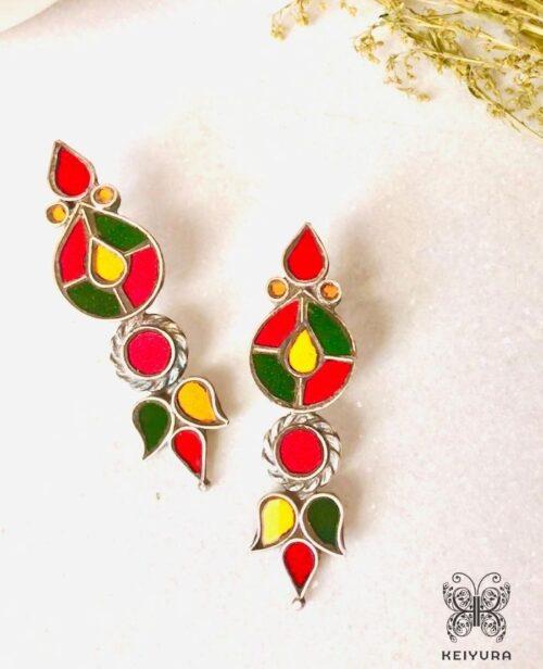 Padma Earring